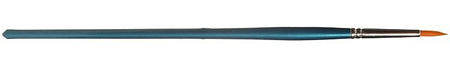 Faller 172145 - Round brush, synthetic, size 3