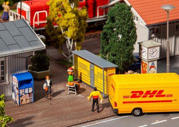 Faller 180281 - 2 DHL pack stations