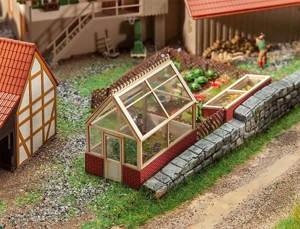 Faller 180305 - Greenhouse