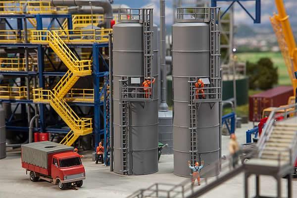 Faller 180330 - Industrial storage tank