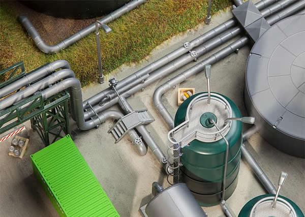 Faller 180331 - Set of conduits
