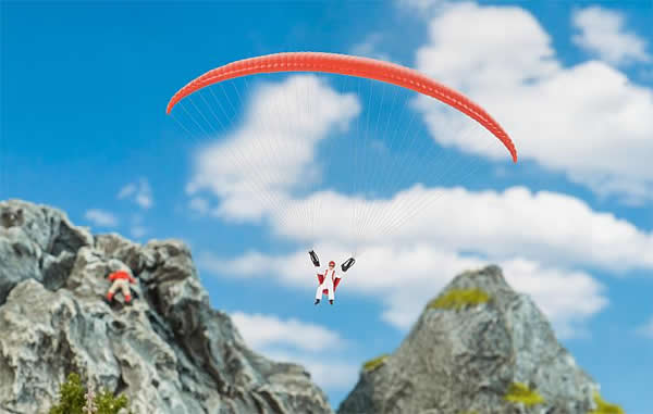 Faller 180340 - Paraglider