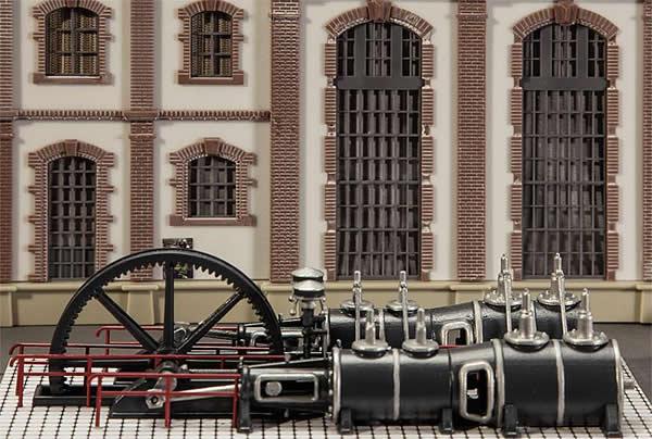Faller 180383 - Steam engine