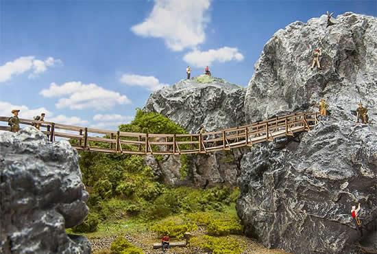 Faller 180391 - Suspended bridge