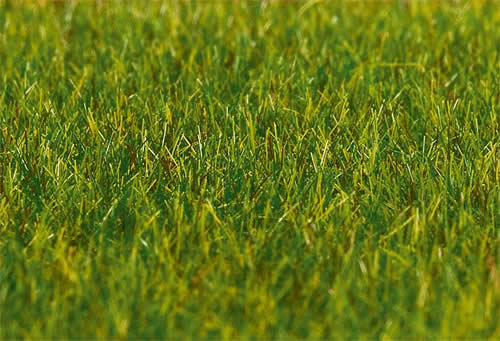Faller 180485 - PREMIUM ground cover fibres, Grass, dark green, 6 mm, 30 g