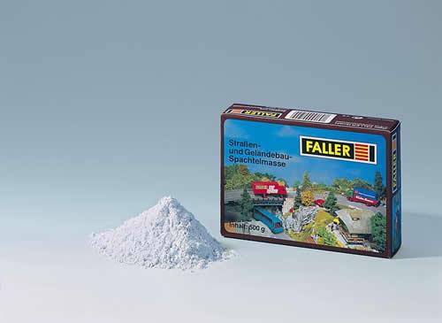 Faller 180500 - Roadway and terrain knifing filler, 500 g