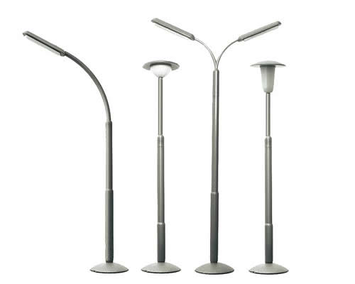 Faller 180538 - Streetlamp set