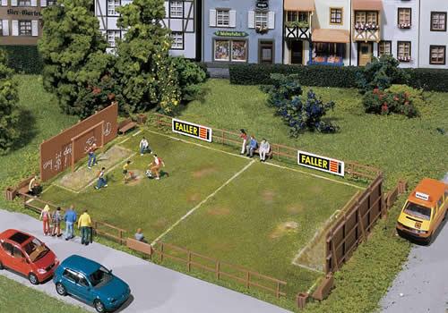 Faller 180550 - Soccer Playground