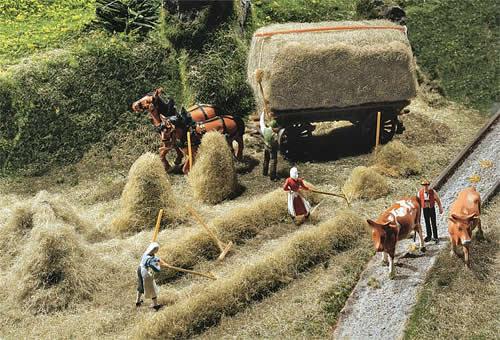 Faller 180561 - Hay-harvest