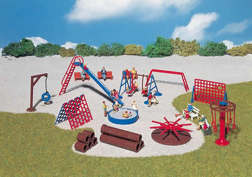 Faller 180576 - Playground equipment