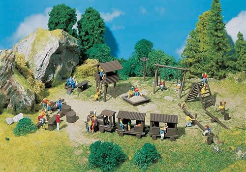 Faller 180577 - Adventure playground