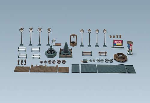 Faller 180580 - Park accessories