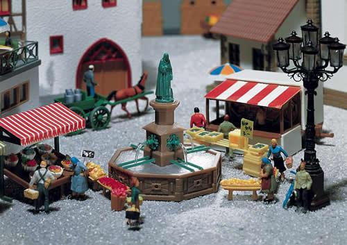 Faller 180581 - Fountain