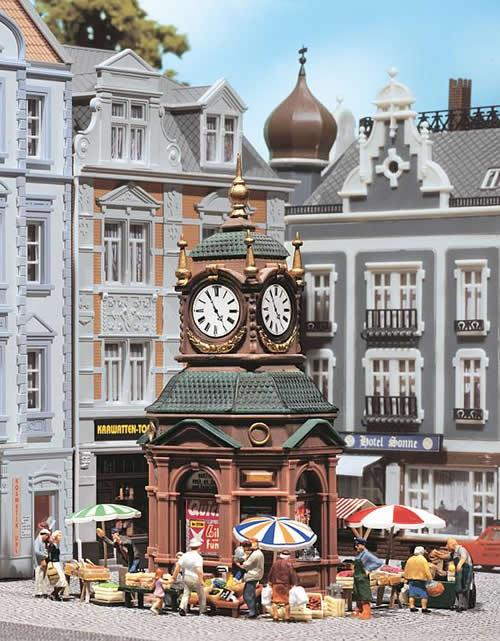Faller 180583 - Clock kiosk