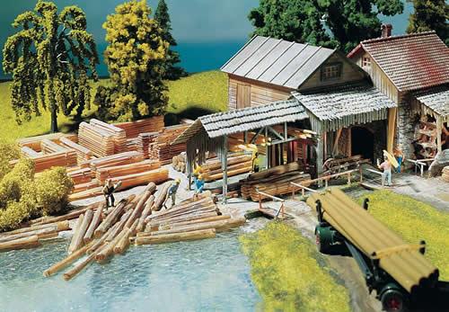 Faller 180589 - Lumber assortment