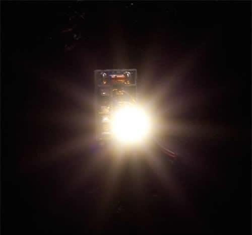 Faller 180653 - 5 LEDs, warm white