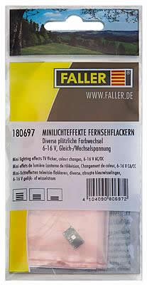 Faller 180697 - Mini lighting effects TV flicker