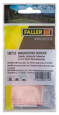 Faller 180710 - Miniature light effects Disco lights