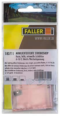 Faller 180711 - Miniature light effects Stroboscope