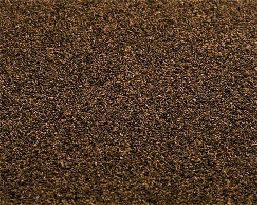 Faller 180785 - Ground mat, Ballast, dark brown