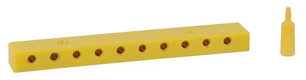 Faller 180802 - Distribution plate, yellow
