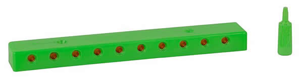 Faller 180804 - Distribution plate, green