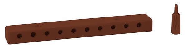 Faller 180807 - Distribution plate, brown