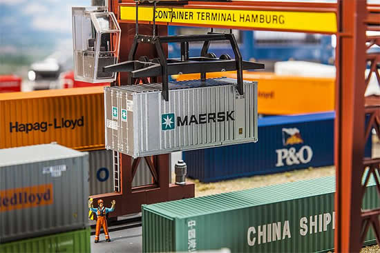 Faller 180820 - 20' Container MAERSK