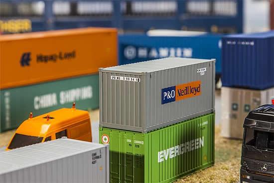 Faller 180824 - 20' Container P&O Nedlloyd