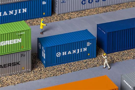 Faller 180825 - 20' Container HANJIN