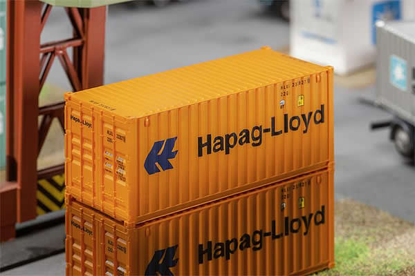 Faller 180826 - 20' Container Hapag-Lloyd