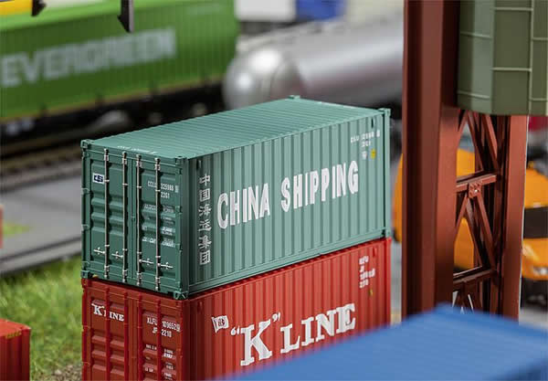 Faller 180828 - 20' Container CHINA SHIPPING