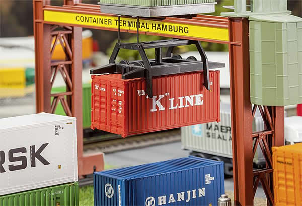 Faller 180829 - 20' Container K-LINE