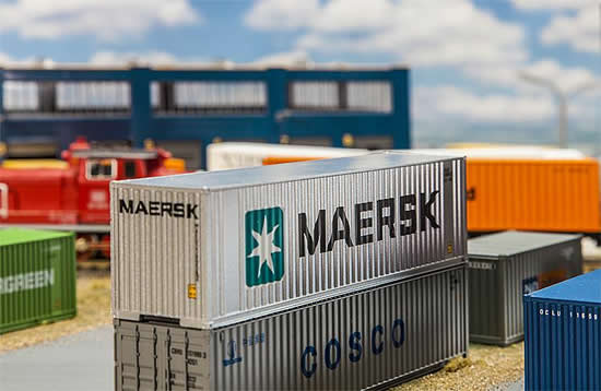 Faller 180840 - 40 Hi-Cube Container MAERSK