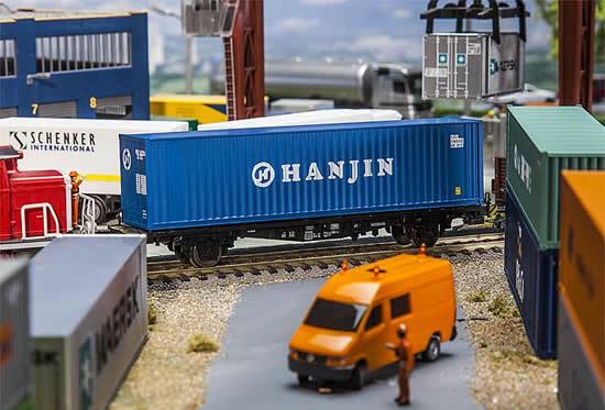 Faller 180842 - 40 Hi-Cube Container HANJIN