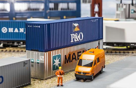Faller 180843 - 40 Hi-Cube Container P&O