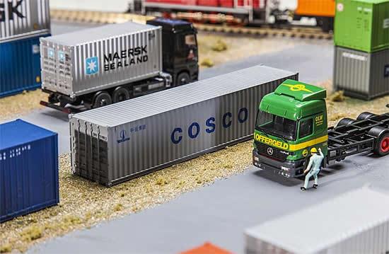 Faller 180845 - 40 Container COSCO