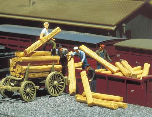 Faller 180909 - 30 Railway sleepers