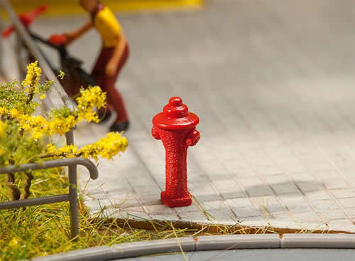 Faller 180912 - 10 Hydrants