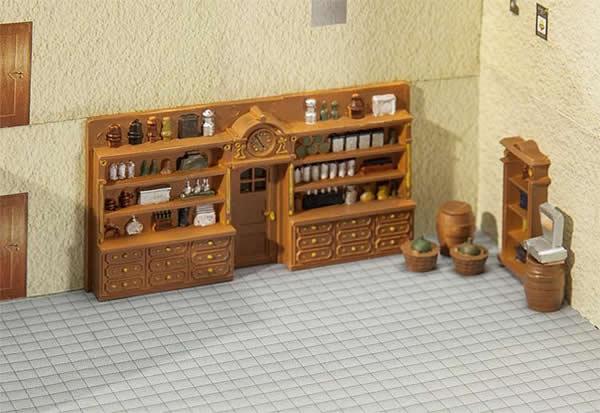 Faller 180923 - Shop equipment