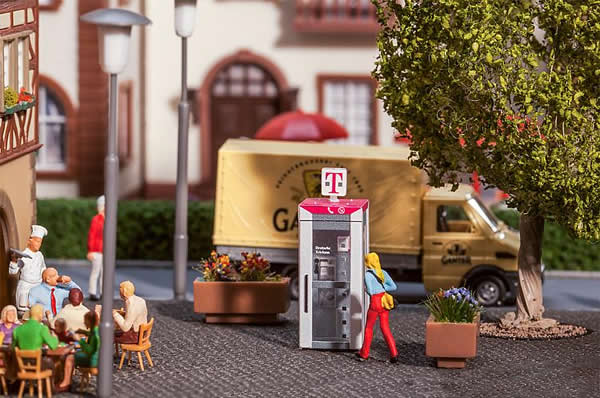 Faller 180956 - Telekom Telephone booth