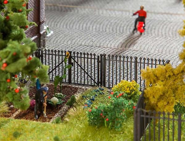 Faller 180958 - Iron fence