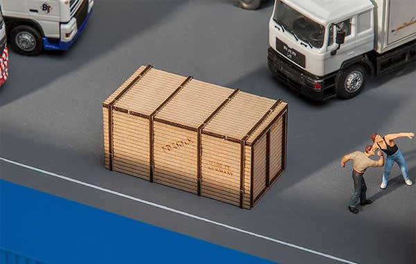 Faller 180959 - Wooden crate