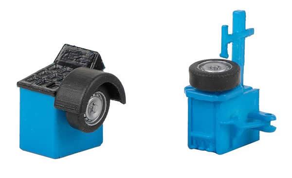 Faller 180978 - Tyre mounting and balancing machine