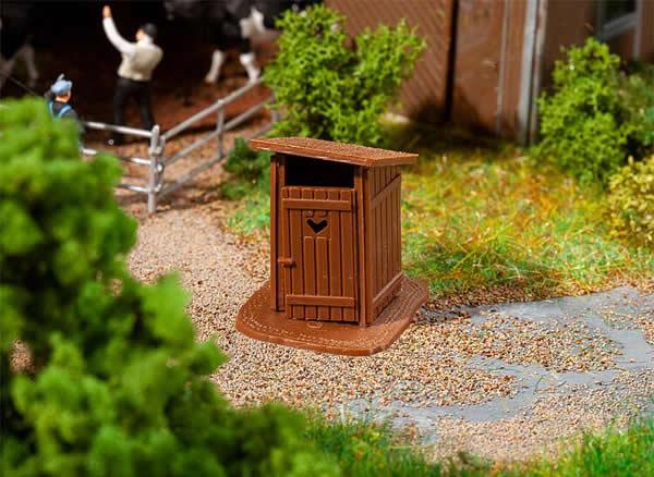 Faller 180988 - Outhouse