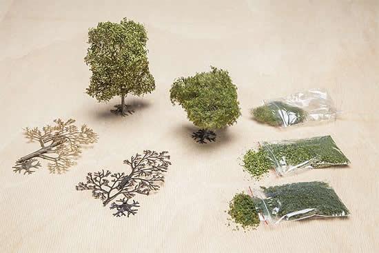 Faller 181104 - Do-it-yourself PREMIUM Birch tree