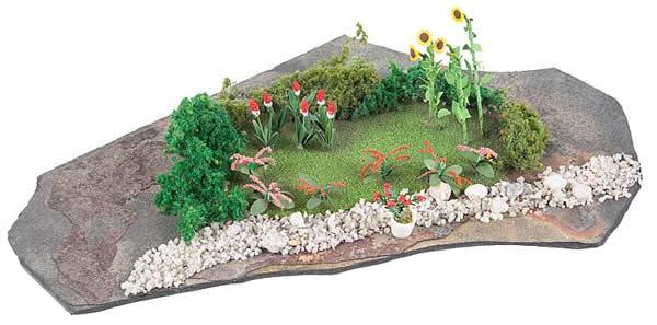 Faller 181112 - Do-it-yourself Minidiorama Garden