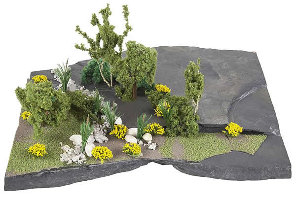 Faller 181113 - Do-it-yourself Minidiorama Enchanted forest