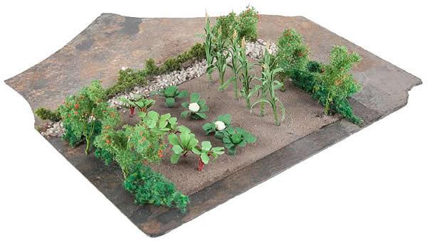 Faller 181114 - Do-it-yourself Minidiorama Vegetables