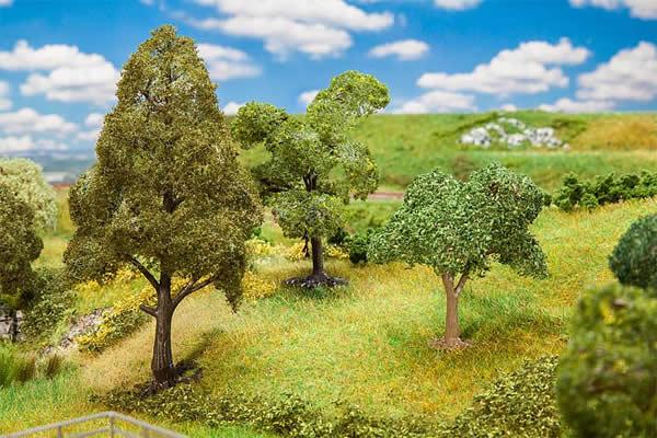 Faller 181170 - 3 PREMIUM Trees, assorted